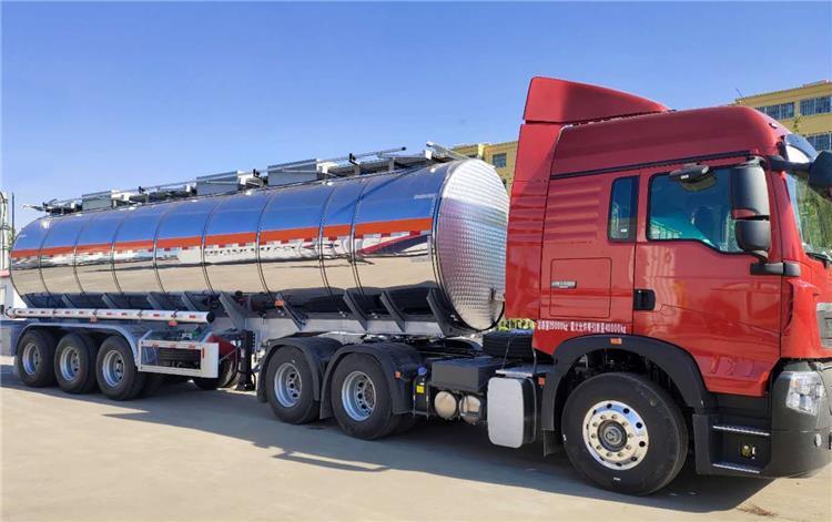 CIMC Stainless Steel Diesel Ta