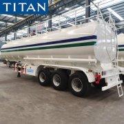 Fuel Tanker Trailer for Sale